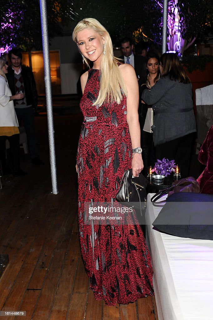 Tara Reid attends Red Light Management Grammy After Party at Mondrian Los Angeles on February 10, 2013 in West Hollywood, California.