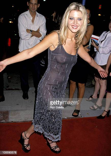 Tara Reid during '54' Premiere August 24 1998 at Mann's Chinese Theater in Hollywood California United States