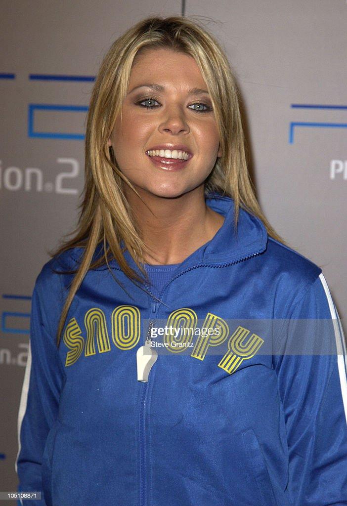 Tara Reid during Playstation 2 'Playa Del Playstation' Party at Viceroy Hotel in Santa Monica, California, United States.