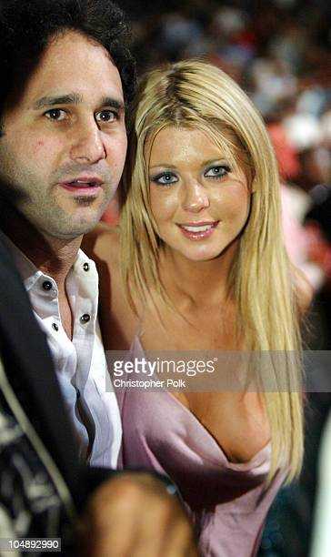Tara Reid during Shane Mosley vs Oscar De LaHoya at MGM Grand Garden Arena in Las Vegas NV United States