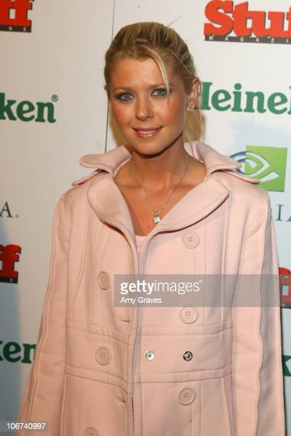 "Tara Reid during Stuff Magazine Presents ""The Granny Party"" at Avalon in Hollywood, California, United States."