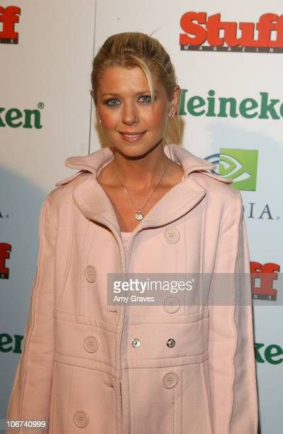Tara Reid during Stuff Magazine Presents The Granny Party at Avalon in Hollywood California United States