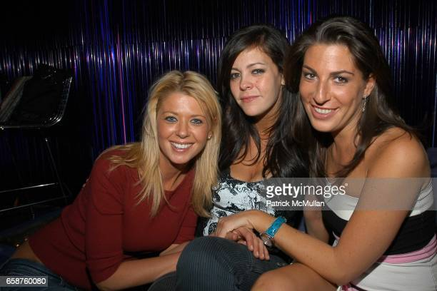 Tara Reid Jessica Meisels Alison Melnick attend Karolina Kurkova's Birthday Party hosted by Amy Sacco at the Standard on February 28 2004 in Los...