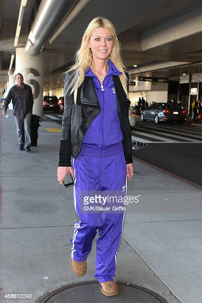 Tara Reid seen at LAX on November 07 2014 in Los Angeles California