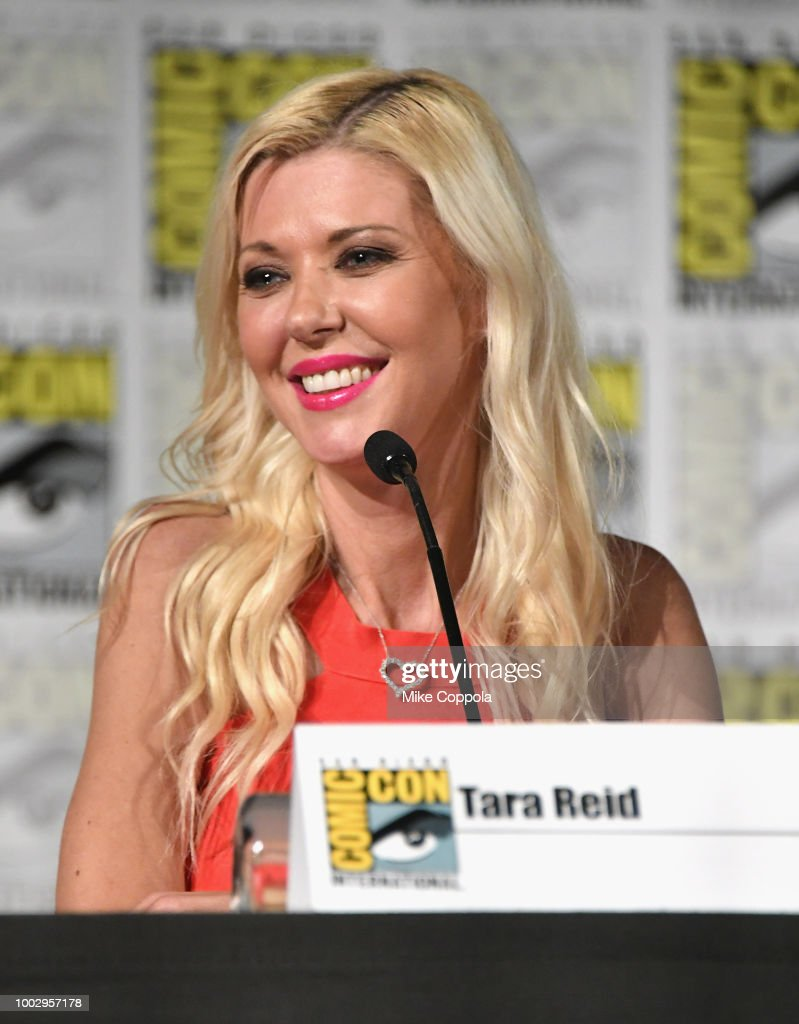 "Comic-Con International 2018 - ""The Last Sharknado: Its About Time"" Panel"