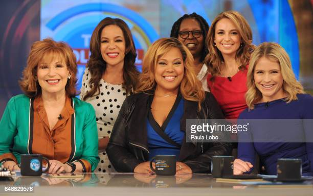 THE VIEW Tara Setmayer is the guest Tuesday February 28 2017 on Walt Disney Television via Getty Images's The View The View airs MondayFriday on the...