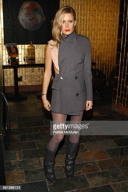 Tara Subkoff attends Another Magazine and Gran Centenario Tequila Celebrate Issue 8 with Cover Star Drew Barrymore at Ono on February 6 2005 in New...