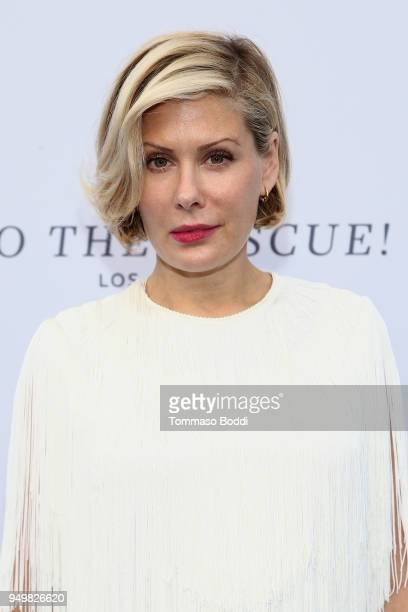 Tara Subkoff attends The Humane Society Of The United States' To The Rescue Los Angeles Gala at Paramount Studios on April 21 2018 in Los Angeles...