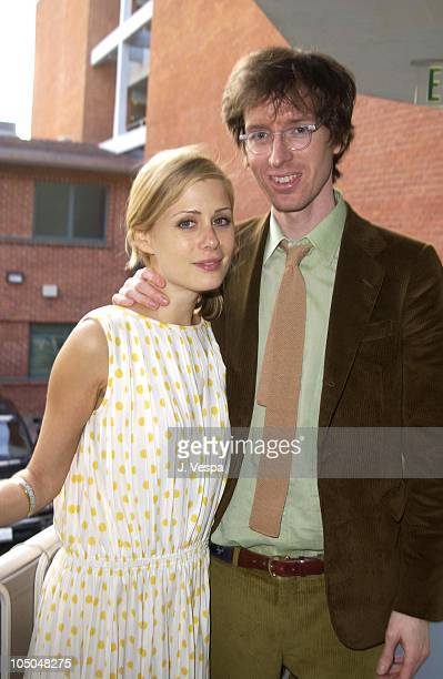 Tara Subkoff Wes Anderson during MercedesBenz Shows LA Imitation Of Christ Front Row and Backstage at Avalon Hotel in Los Angeles California United...