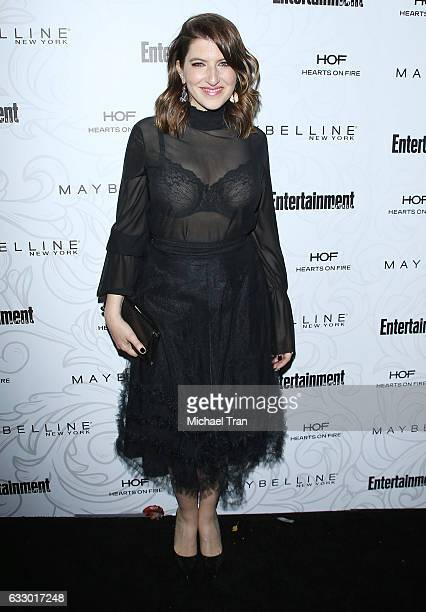 Tara Summers arrives at the Entertainment Weekly hosts celebration honoring nominees for The Screen Actors Guild Awards held at Chateau Marmont on...