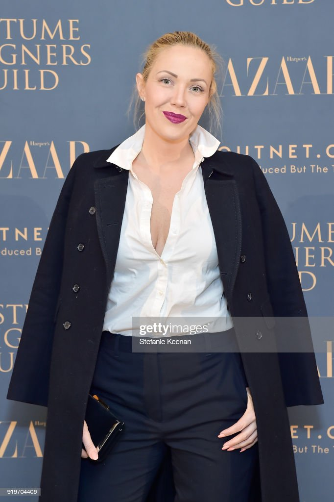 Harper's BAZAAR Celebrates the Costume Designers Guild Awards with an Event Presented By THE OUTNET.COM