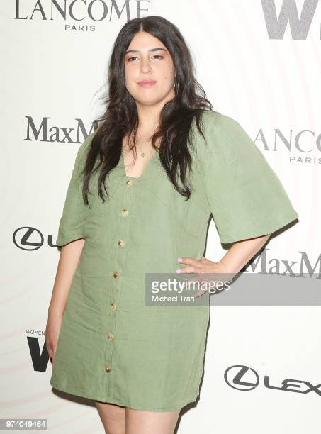 Tara Touzie attends the Women In Film 2018 Crystal Lucy Awards held at The Beverly Hilton Hotel on June 13 2018 in Beverly Hills California