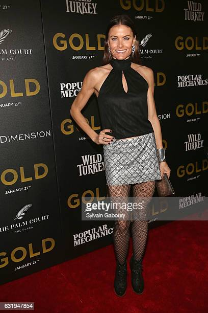 Tara Westwood attends TWCDimension with Popular Mechanics The Palm Court Wild Turkey Bourbon Host the Premiere of Gold at AMC Loews Lincoln Square on...