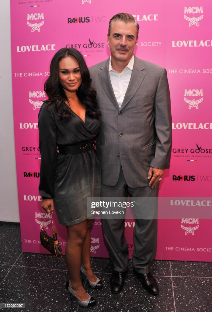 "The Cinema Society And MCM With Grey Goose Host A Screening Of Radius TWC's ""Lovelace"" - Arrivals"