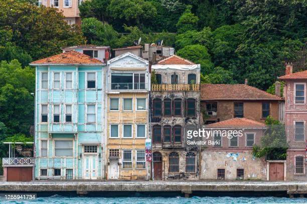 tarabya, the bosphorus, istanbul - istanbul stock pictures, royalty-free photos & images