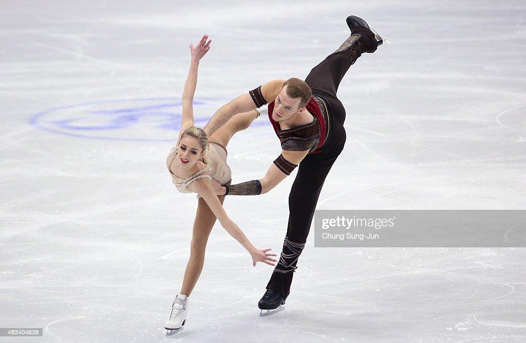 ISU Four Continents Figure Skating Championships 2015 - Day Three : News Photo