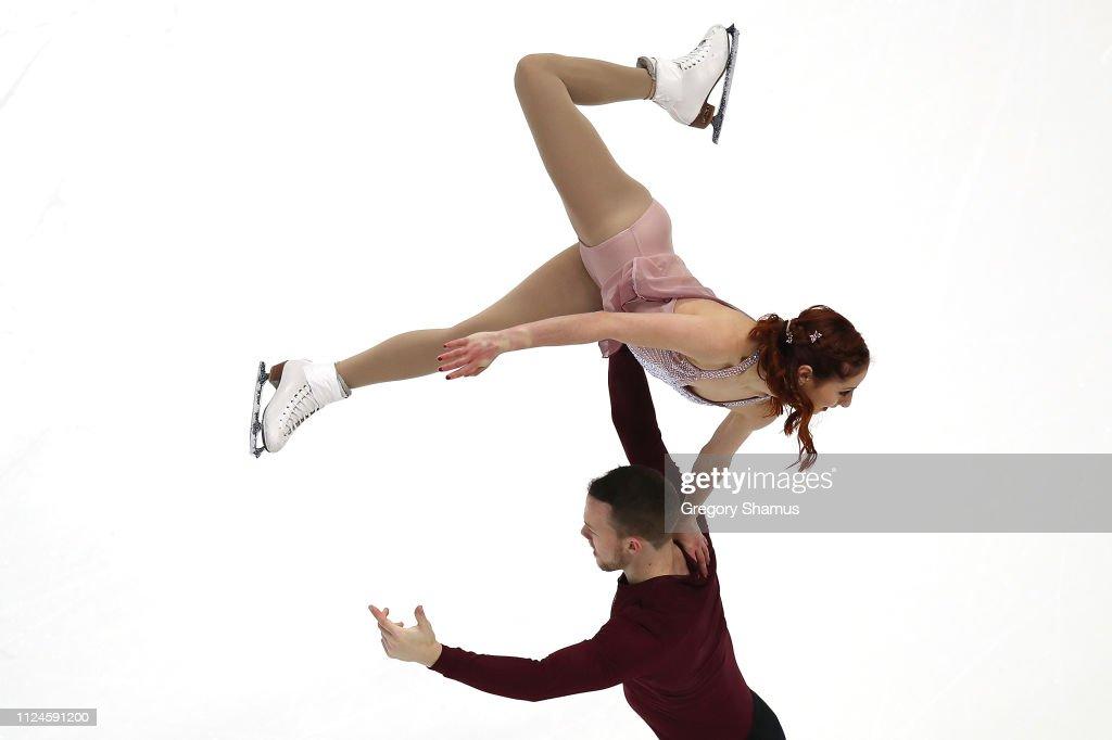 2019 U.S. Figure Skating Championships - Day 3 : News Photo