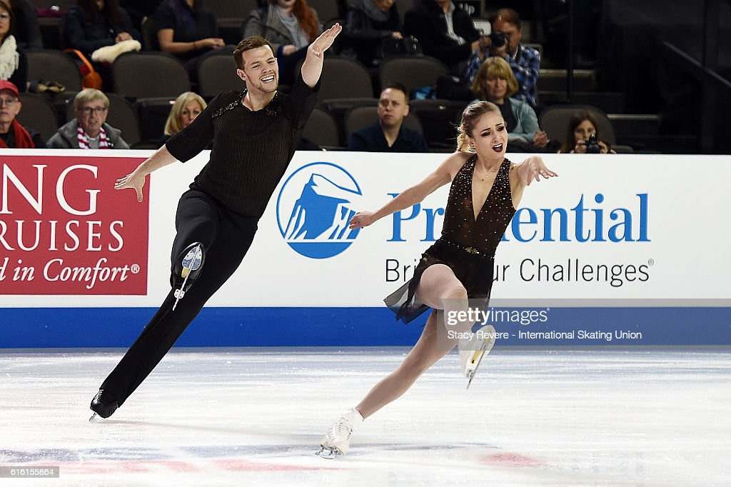 ISU Grand Prix of Figure Skating - Chicago Day 1