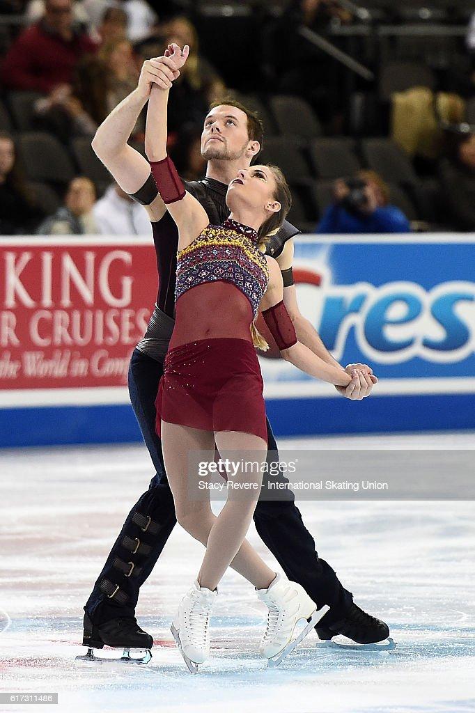 ISU Grand Prix of Figure Skating - Chicago Day 2