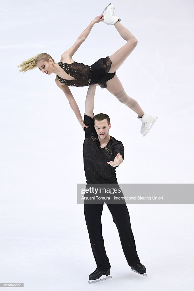 ISU Grand Prix of Figure Skating NHK Trophy Sapporo - Day 1
