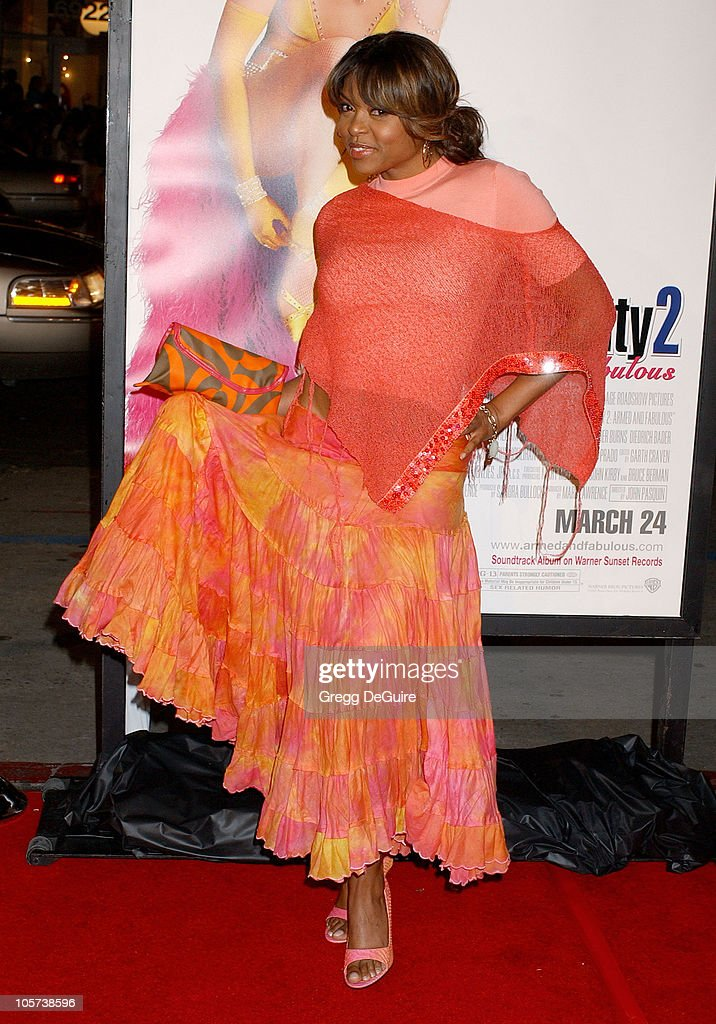 Taraji Henson during 'Miss Congeniality 2: Armed and Fabulous' Los Angeles Premiere - Arrivals at Grauman's Chinese Theatre in Hollywood, California, United States.