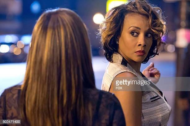 Taraji P Henson and guest star Vivica A Fox in the My Bad Parts episode of EMPIRE airing Wednesday Nov 18 on FOX