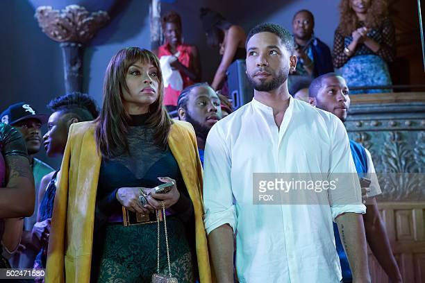 Taraji P Henson and Jussie Smollett in the My Bad Parts episode of EMPIRE airing Wednesday Nov 18 on FOX