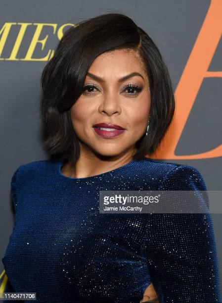 Taraji p Henson attend The Best Of Enemies New York Premiere at AMC Loews Lincoln Square on April 04 2019 in New York City
