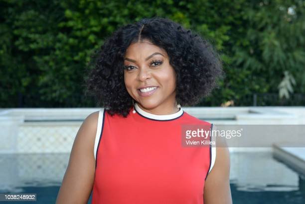Taraji P Henson attends Taraji's Boutique Of Hope Launch Of The Boris Lawrence Henson Foundation on September 22 2018 in Beverly Hills California