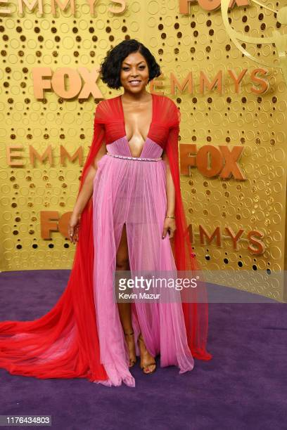 Taraji P Henson attends the 71st Emmy Awards at Microsoft Theater on September 22 2019 in Los Angeles California