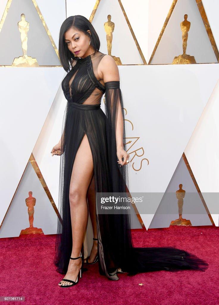 90th Annual Academy Awards - Arrivals : Foto jornalística