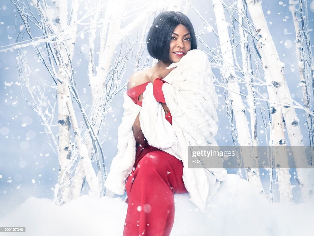 Taraji P. Henson hosts TARAJI'S WHITE HOT HOLIDAYS airing Thursday, Dec. 14 (8:00-9:00 PM ET/PT) on FOX.
