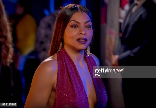 Taraji P Henson in the 'Bloody Noses Crack'd Crowns' episode of EMPIRE airing Wednesday May 16 on FOX