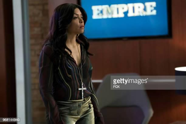 Taraji P Henson in the 'False Face' episode of EMPIRE airing Wednesday April 25 on FOX