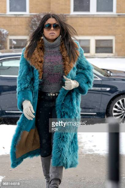 Taraji P Henson in the 'Of Hardiness Is Mother' episode of EMPIRE airing Wednesday April 18 on FOX