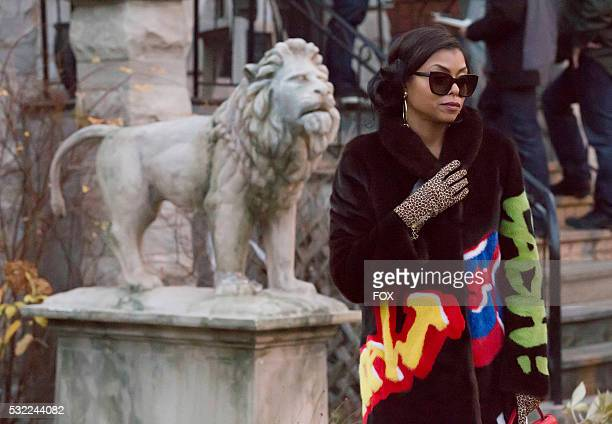 Taraji P Henson in the ' The Tameness Of A Wolf' episode of EMPIRE airing Wednesday April 13 on FOX