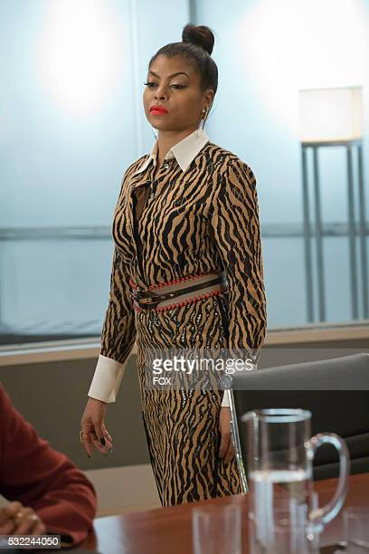 Taraji P Henson in the 'Time Shall Unfold' episode of EMPIRE airing Wednesday April 20 on FOX