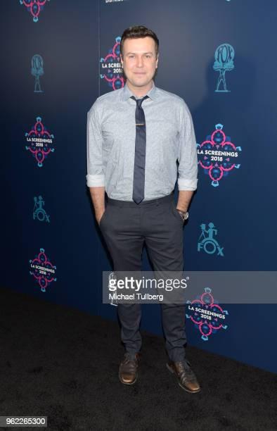 Taran Killam attends the 20th Century Fox 2018 LA Screenings Gala at Fox Studio Lot on May 24 2018 in Century City California