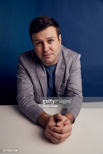 Taran Killam of ABC's 'Single Parents' poses for a portrait during the 2018 Summer Television Critics Association Press Tour at The Beverly Hilton...