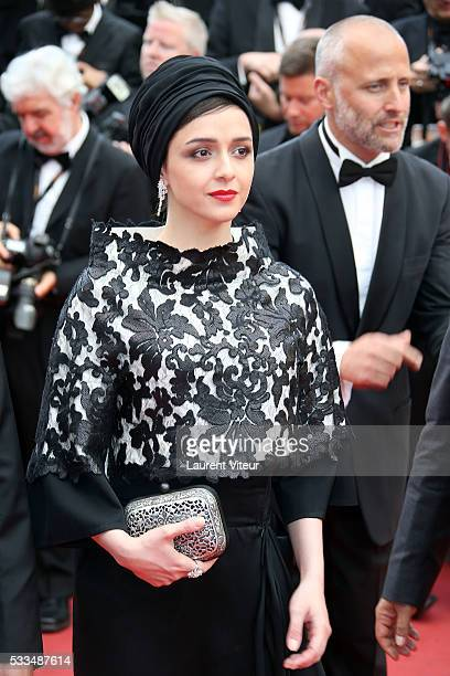 Taraneh Alidoost attends the Closing Ceremony during the 69th annual Cannes Film Festival on May 22 2016 in Cannes France