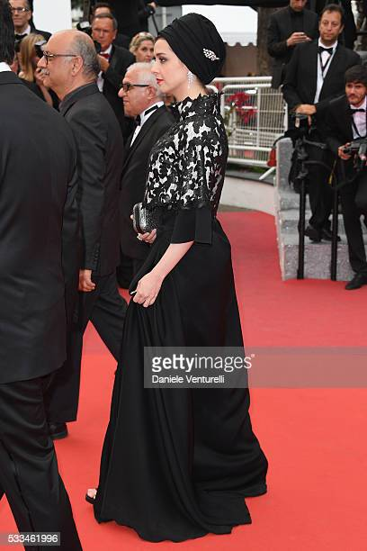 Taraneh Alidoost attends the closing ceremony of the 69th annual Cannes Film Festival at the Palais des Festivals on May 22 2016 in Cannes France