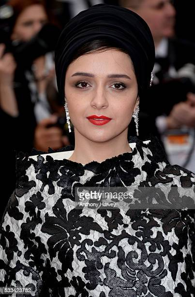 Taraneh Alidoosti attends the closing ceremony of the 69th annual Cannes Film Festival at the Palais des Festivals on May 22 2016 in Cannes France