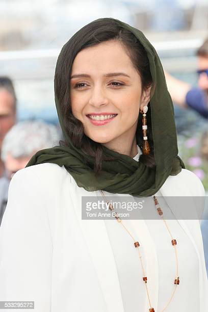 Taraneh Alidoosti attends the 'The Salesman ' Photocall during the 69th annual Cannes Film Festival on May 21 2016 in Cannes France