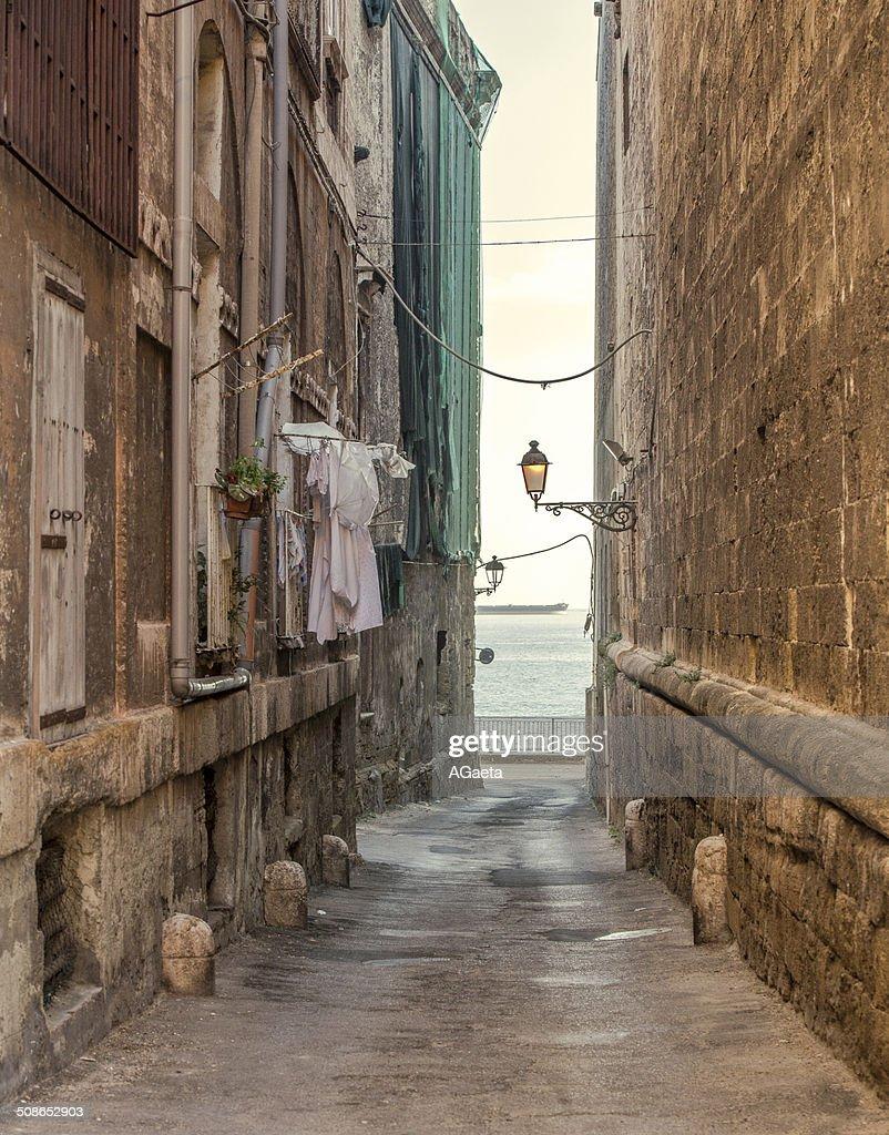 Taranto, Puglia, Italia : Stock Photo