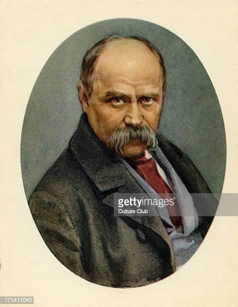 Taras Shevchenko Ukrainian poet and artist 9 March 1814 10 March 1861