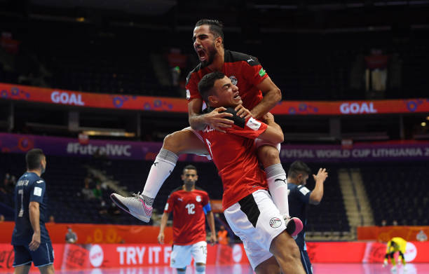 LTU: Egypt v Guatemala: Group B - FIFA Futsal World Cup 2021