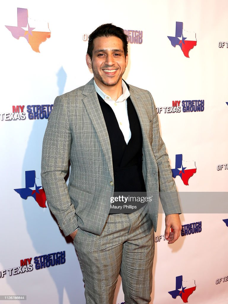 """CA: Los Angeles Premiere Of """"My Stretch Of Texas Ground"""""""