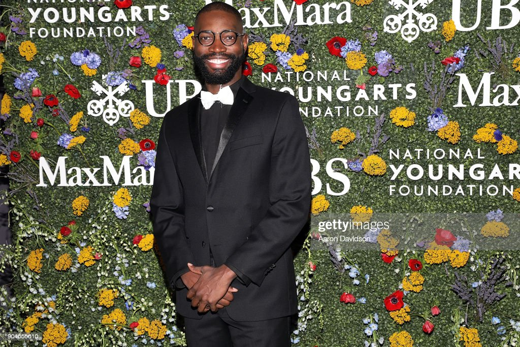 Tarell Alvin McCraney attends National YoungArts Foundation Backyard Ball Performance and Gala 2018 on January 13, 2018 in Miami, Florida.