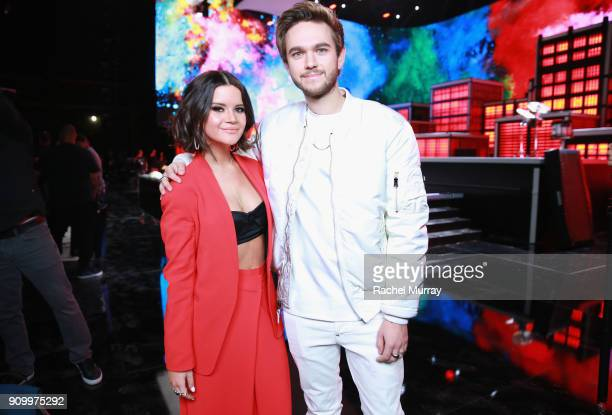 "Target Brings Together Zedd Maren Morris and Grey for a Special New Music Video for their Single ""The Middle"" to Air as a Commercial During the 60th..."