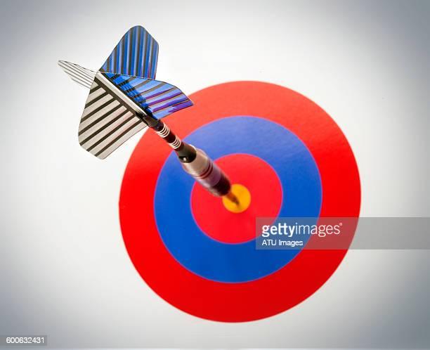 Target dart small